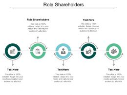 Role Shareholders Ppt Powerpoint Presentation Styles Tips Cpb