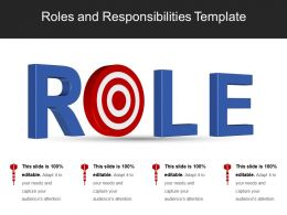 Roles And Responsibilities Template Powerpoint Slide Designs