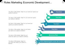 Roles Marketing Economic Development Business Plan Corporate Governance Cpb