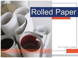Rolled Paper Colorful Bundles Cylindrical Canvas Graduation