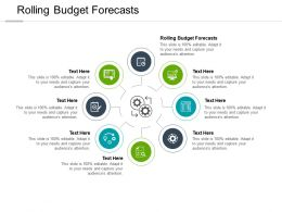 Rolling Budget Forecasts Ppt Powerpoint Presentation Pictures Cpb