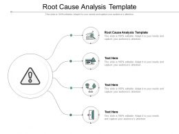 Root Cause Analysis Template Ppt Powerpoint Template Elements Cpb