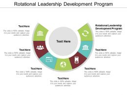 Rotational Leadership Development Program Ppt Powerpoint Presentation Designs Download Cpb