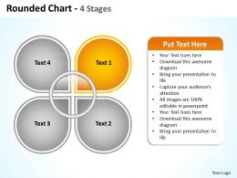 rounded_chart_4_stages_shown_by_petals_of_a_slower_powerpoint_templates_0712_Slide02