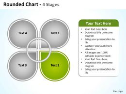rounded_chart_4_stages_shown_by_petals_of_a_slower_powerpoint_templates_0712_Slide03