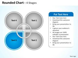 rounded_chart_4_stages_shown_by_petals_of_a_slower_powerpoint_templates_0712_Slide04