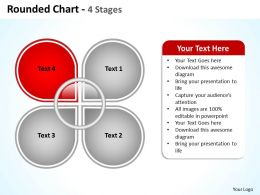 rounded_chart_4_stages_shown_by_petals_of_a_slower_powerpoint_templates_0712_Slide05