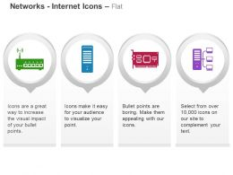 router_server_hard_disk_server_connection_ppt_icons_graphics_Slide01