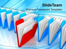 row_of_file_folders_computer_powerpoint_templates_ppt_backgrounds_for_slides_0213_Slide01