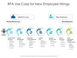 RPA Use Case For New Employee Hirings