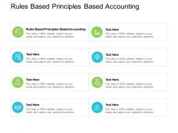 Rules Based Principles Based Accounting Ppt Powerpoint Presentation Layouts Graphics Cpb