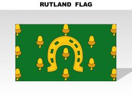 Rutland Country Powerpoint Flags