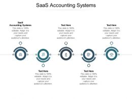 SAAS Accounting Systems Ppt Powerpoint Presentation Layouts Master Slide Cpb