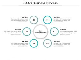 SAAS Business Process Ppt Powerpoint Presentation Layouts Grid Cpb