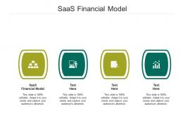 SaaS Financial Model Ppt Powerpoint Presentation Slides Layout Cpb