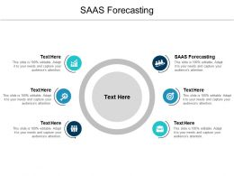 SAAS Forecasting Ppt Powerpoint Presentation Summary Guidelines Cpb