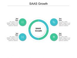 SAAS Growth Ppt Powerpoint Presentation Gallery Slides Cpb