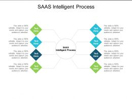 SAAS Intelligent Process Ppt Powerpoint Presentation Outline Graphic Tips Cpb