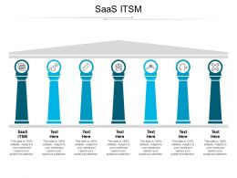 SaaS ITSM Ppt Powerpoint Presentation Inspiration Visual Aids Cpb