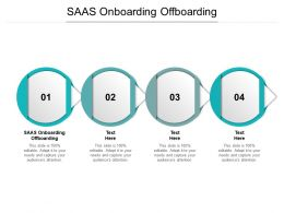 SAAS Onboarding Offboarding Ppt Powerpoint Presentation Infographic Cpb