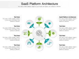 Saas Platform Architecture Ppt Powerpoint Presentation Professional Sample Cpb