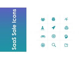 Saas Sale Icons Ppt Powerpoint Presentation File Backgrounds