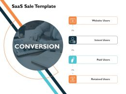 SaaS Sale Website Users Ppt Slides Graphics Template
