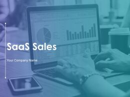 Saas Sales Powerpoint Presentation Slides