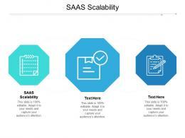 SaaS Scalability Ppt Powerpoint Presentation Portfolio Slide Download Cpb