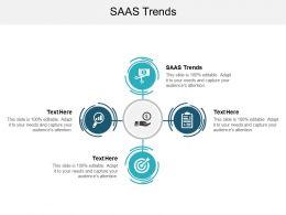 SAAS Trends Ppt Powerpoint Presentation Portfolio Format Cpb