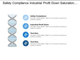 Safety Compliance Industrial Profit Down Saturation Decline Stage Cpb