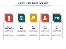 Safety Data Trend Analysis Ppt Powerpoint Presentation Inspiration Clipart Cpb