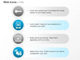 Safety Mobile Laptop Financial Transfer Global Money Solutions Ppt Icons Graphics
