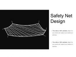 Safety Net Design