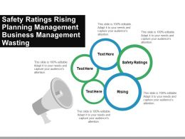 Safety Ratings Rising Planning Management Business Management Wasting Cpb