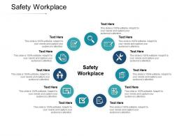 Safety Workplace Ppt Powerpoint Presentation Icon Design Inspiration Cpb
