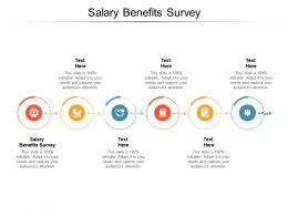Salary Benefits Survey Ppt Powerpoint Presentation Infographic Template Graphics Cpb