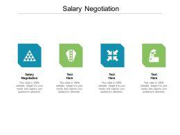 Salary Negotiation Ppt Powerpoint Presentation Infographics Inspiration Cpb
