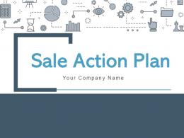 Sale Action Plan Planning Arrow Proposal Advertisement Development Analysis Evaluation