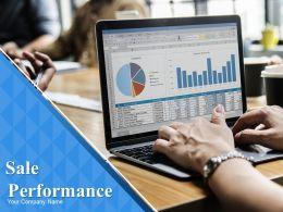 Sale Performance Powerpoint Presentation Slides