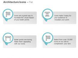 Sale Rent Signpost Pillar Construction Ppt Icons Graphics