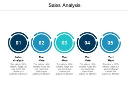 Sales Analysis Ppt Powerpoint Presentation Infographics Designs Download Cpb
