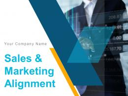 Sales And Marketing Alignment Powerpoint Presentation Slides