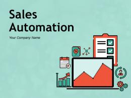 Sales Automation PowerPoint Presentation Slides