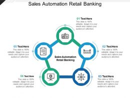 Sales Automation Retail Banking Ppt Powerpoint Presentation Outline Example Cpb