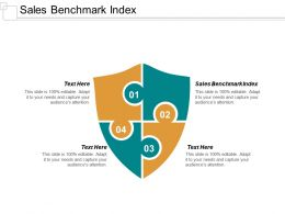 Sales Benchmark Index Ppt Powerpoint Presentation Inspiration Microsoft Cpb