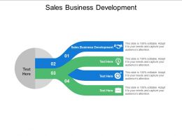Sales Business Development Ppt Powerpoint Presentation Outline Graphics Download Cpb