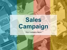 Sales Campaign PowerPoint Presentation Slides