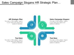 Sales Campaign Slogans Hr Strategic Plan Marketing Efficiency Cpb