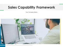 Sales Capability Framework Assessment Development Enablement Competencies Success